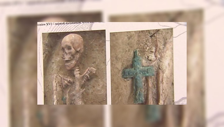 Раскопки на Охте наделали шума среди археологов