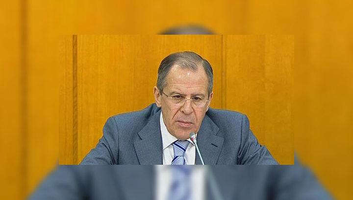 Сергей Лавров подвел внешнеполитические итоги года
