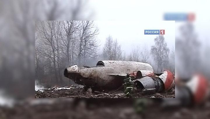 Варшава хочет знать об авиакатастрофе под Смоленском всё