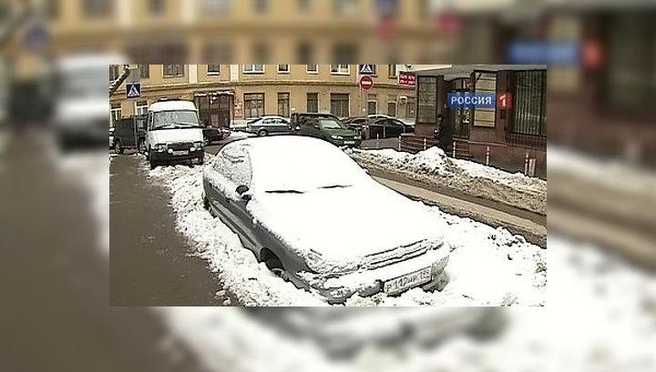 Главы столичных управ не знают, где в Москве падает снег