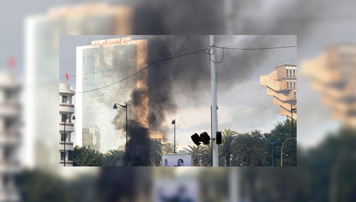 В результате насилия в Тунисе погибли 78 человек