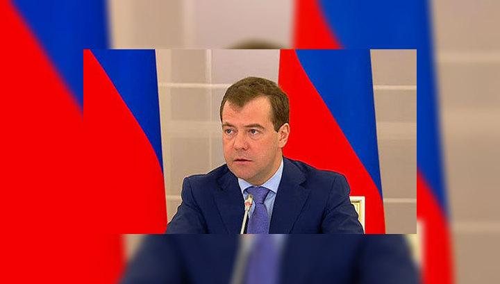 Медведев: особое внимание должно уделяться русской культуре