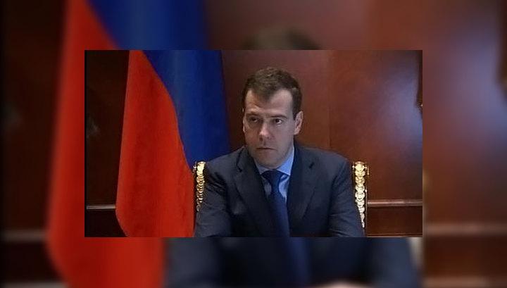 Медведев создал должность замминистра МВД по безопасности на транспорте