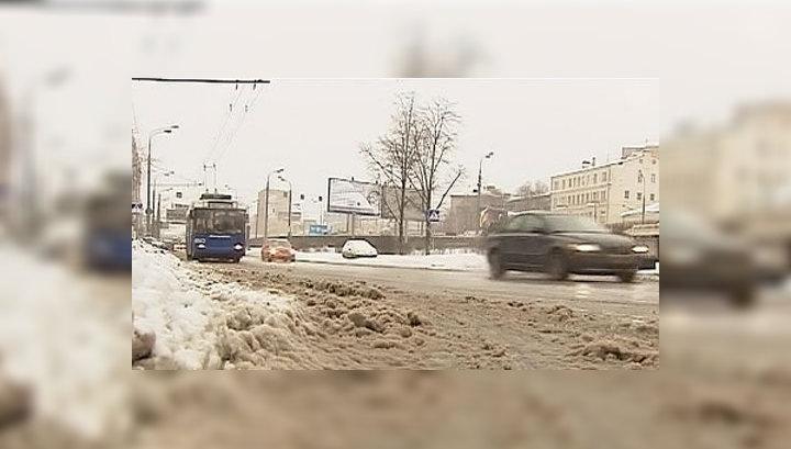 Московская погода готовит новые неприятные сюрпризы