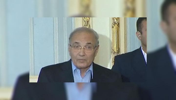 Премьер-министр Египта подал в отставку