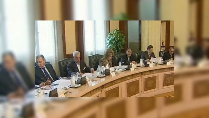 Высший совет вооруженных сил Египта распустил парламент