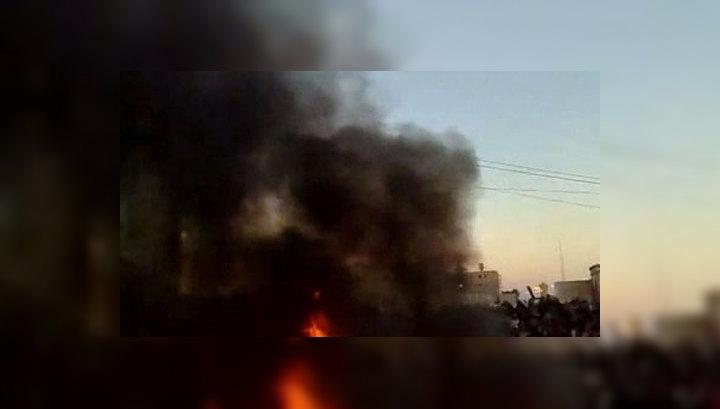 Ливийские пилоты отказались бомбить протестующих и разбили Су-22