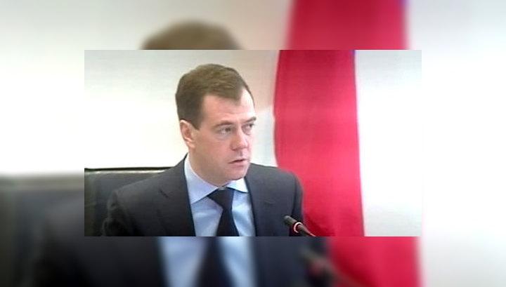 Медведев приказал силовикам бить по норам террористов