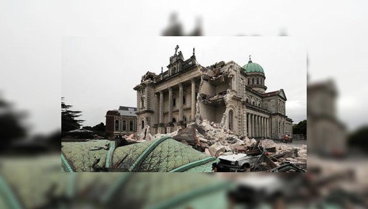 Землетрясение в Новой Зеландии: мнение специалистов