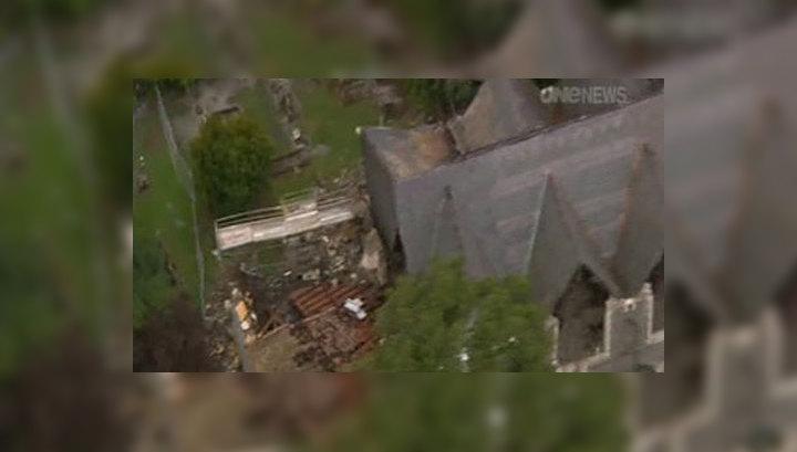 В Новой Зеландии продолжают находить погибших под завалами