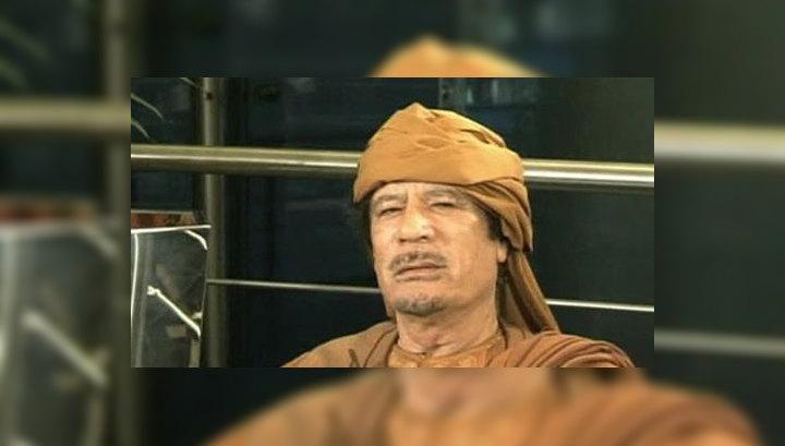 Войска Каддафи выбили мятежников из города Эз-Завия