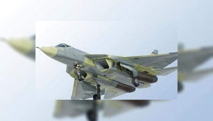 В Комсомольске-на-Амуре состоялся полет второго истребителя пятого поколения