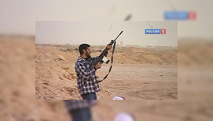 Ливийская оппозиция подняла монархические флаги