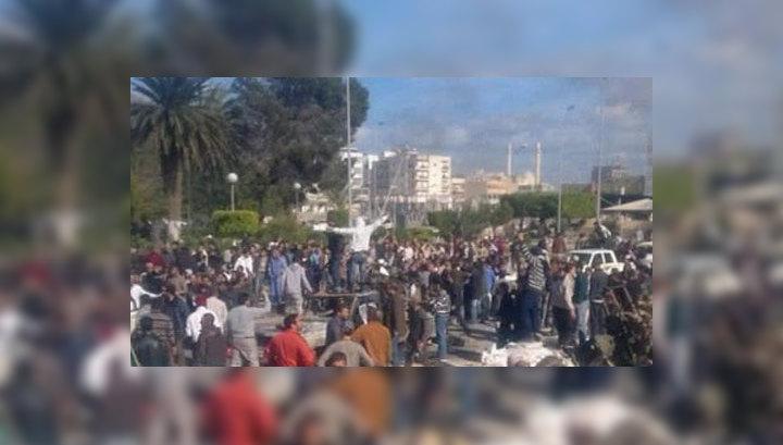 Поставки нефти из Ливии прекращены