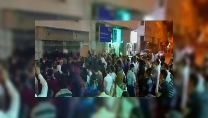 В Саудовской Аравии полиция разогнала митингующих