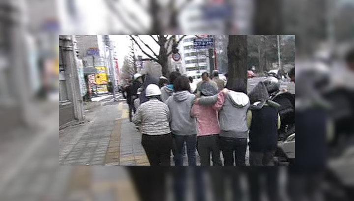 Японцы опасаются нового цунами