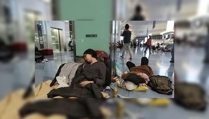 После землетрясения: японцы спокойны и ведут себя с достоинством