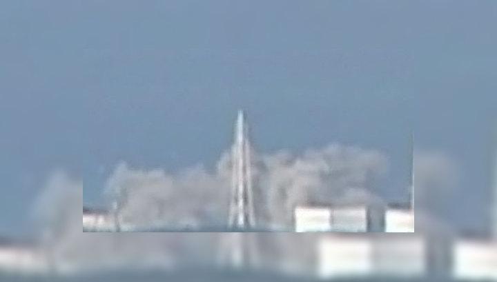 """На первый реактор """"Фукусимы-1"""" направили спасателей"""