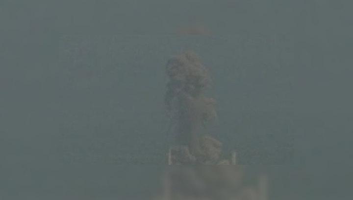 """При новом взрыве на АЭС """"Фукусима-1"""" выброс радиации незначителен"""