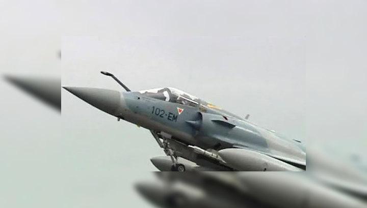 Военная операция в Ливии началась с авиаудара французского истребителя