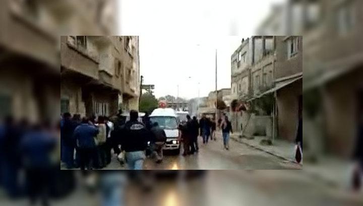 США: правительство Сирии должно прекратить насилие