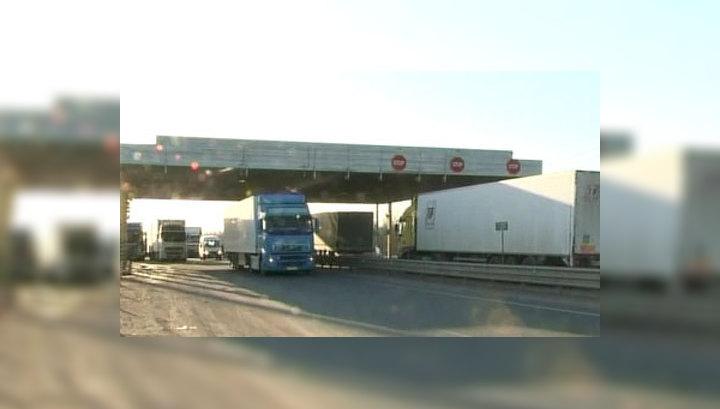 Пересечь на машине границу России и Белоруссии стало проще