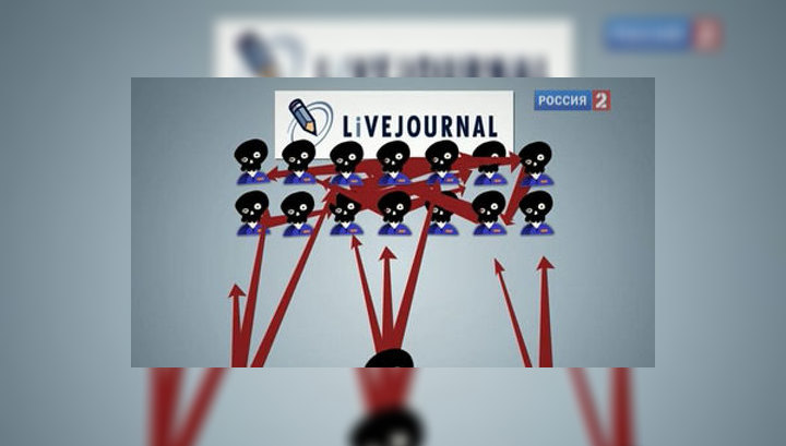"""Вести.net: """"Живой Журнал"""" продолжает лихорадить"""