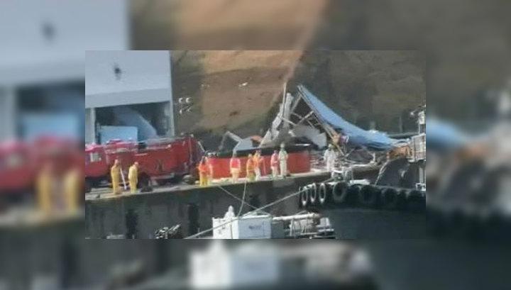 """Утечка радиоактивной воды с """"Фукусимы"""" может начаться через другие трещины"""