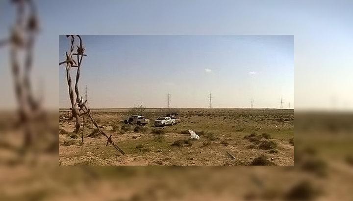 Артиллерия Каддафи ведет огонь по центру Адждабии