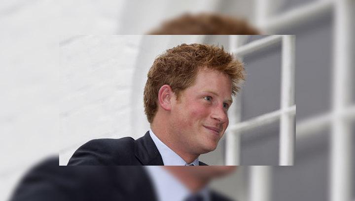 Скандально известный принц Гарри пообещал, что не даст племяннику скучать