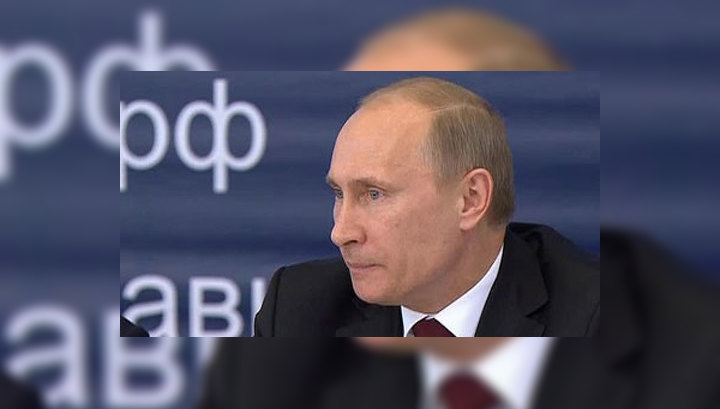 Путин о ВТО: рынок денег стоит, а мы его бесплатно отдаем