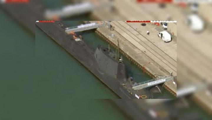 ЧП на подлодке: моряк открыл стрельбу в присутствии чиновников