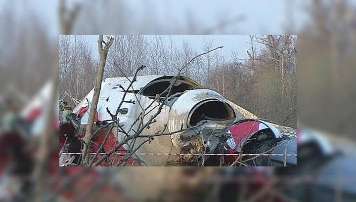 Польша: экипаж самолета Качиньского был плохо подготовлен