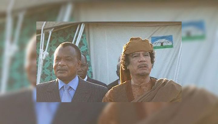 Каддафи согласился на мирное урегулирование конфликта