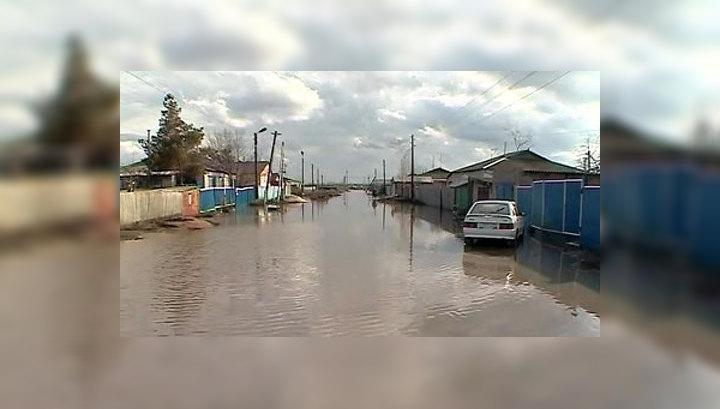 В России начались паводки: вслед за Поволжьем ЧС объявило Приуралье