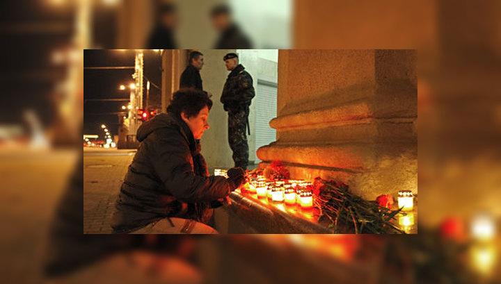 Минск: задержанных проверяют на причастность к другим взрывам