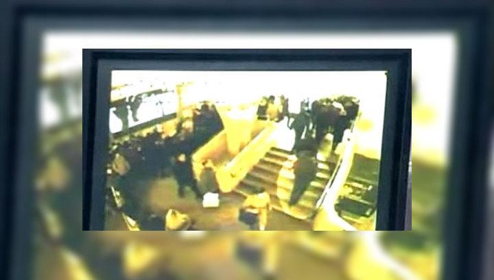Теракт в Минске: видеокамера четко зафиксировала лицо исполнителя