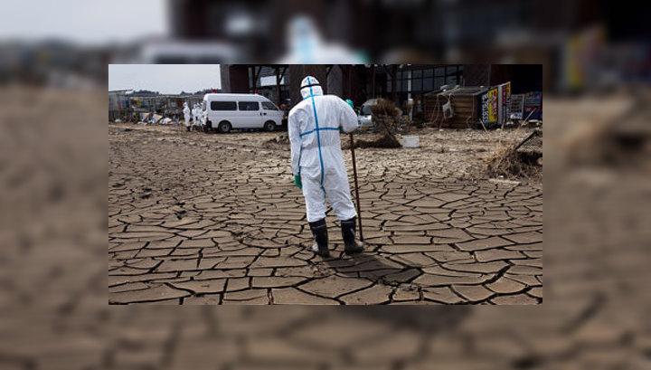 """Из 20-километровой зоны вокруг АЭС """"Фукусима-1 эвакуируют жителей"""