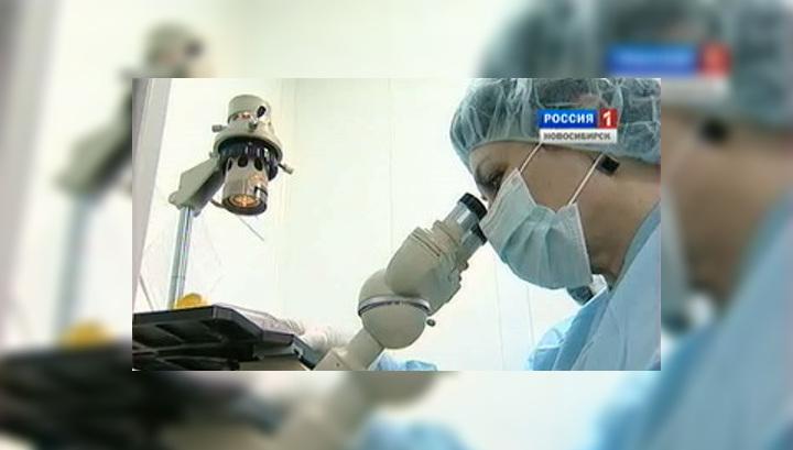 """Новосибирские ученые разработали свой аналог вакцины от """"свиного"""" гриппа"""