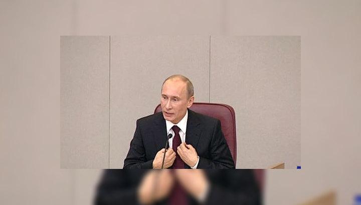 Владимир Путин предпочитает российские продукты