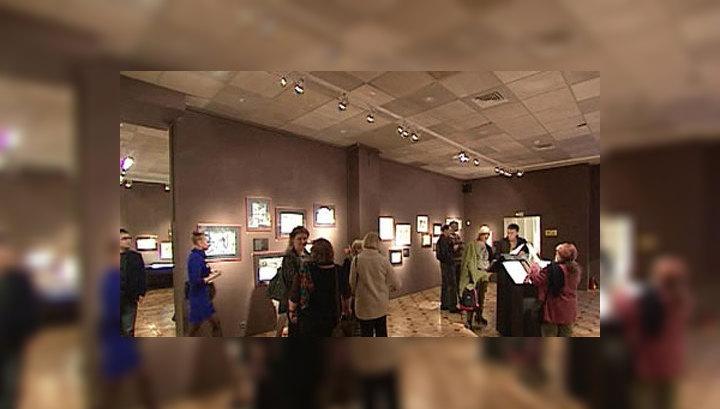 В Москве открылась выставка Леонида Шварцмана