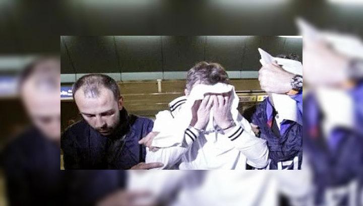 Угонщик самолета в Ливию отказывается давать показания