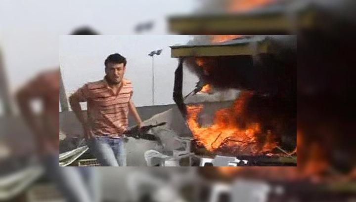 С помощью НАТО повстанцы Ливии теснят войска Каддафи