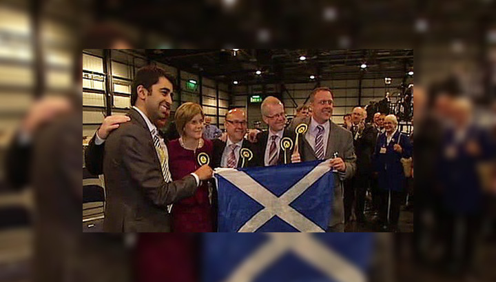 Шотландия может выйти из Соединенного Королевства