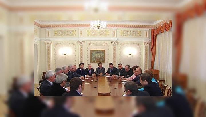 Путин: в народный фронт придут неравнодушные к судьбе России