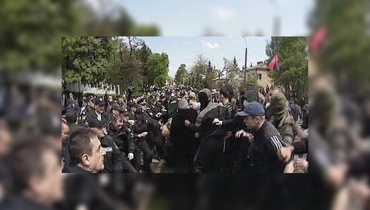 Стрельба во Львове 9 мая: возбуждено уголовное дело