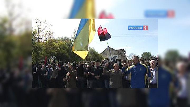 Глава МВД Украины: акции во Львове проплатили некие политические силы