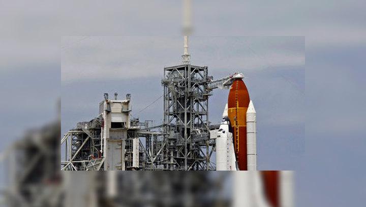 """Запуск шаттла """"Атлантис"""" сегодня может не состояться"""