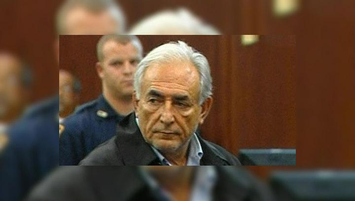 Глава МВФ опустился до тюрьмы нью-йоркского дна