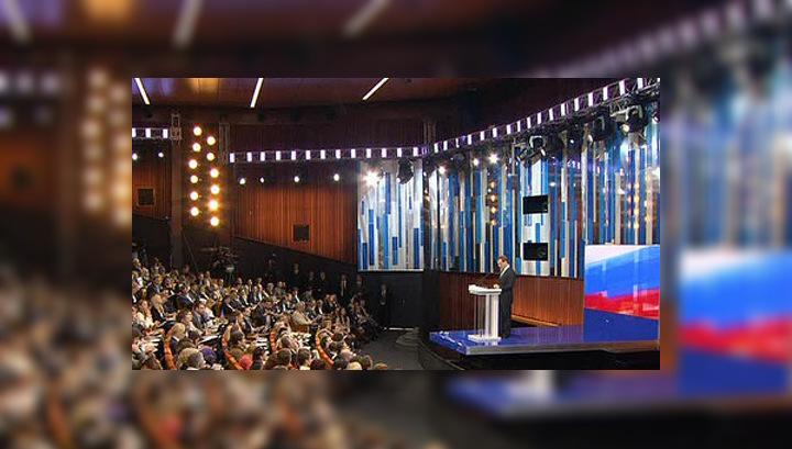 Большая пресс-конференция Дмитрия Медведева. Полный текст